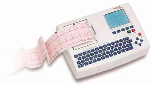 Bir EKG Cihazı